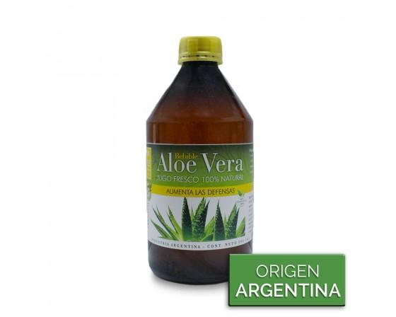 Aloe Vera Digestivo Bebible