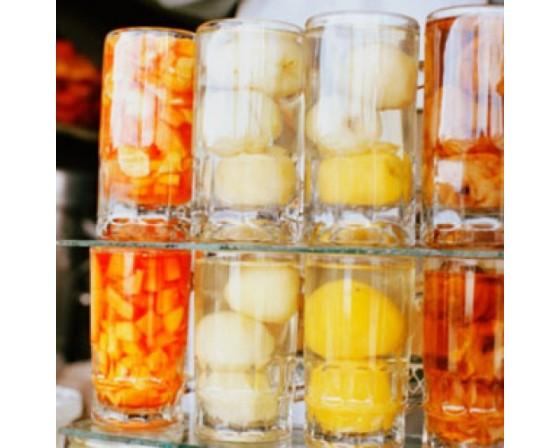 Curso online de conservas artesanales de los alimentos