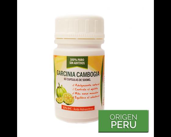 Garcinia Cambogia capsulas