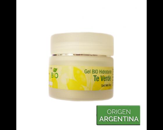 Gel biohidratante de té verde