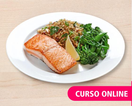Curso online: Cocina gourmet saludable