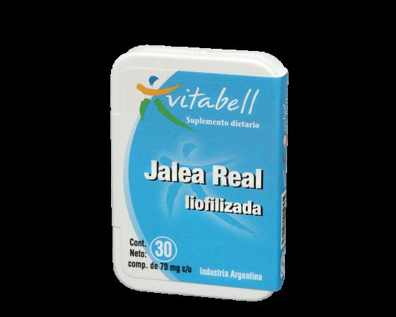Jalea Real Liofilizada en comprimidos
