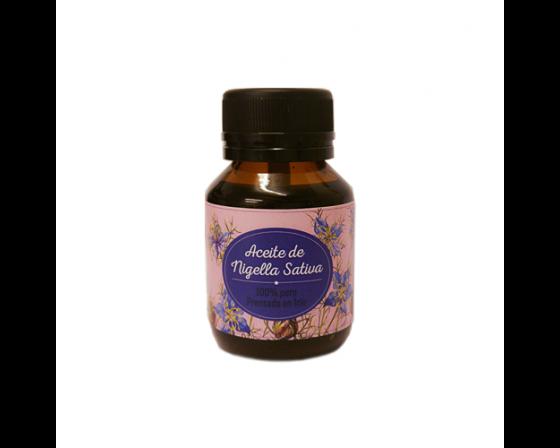 Aceite de Nigella Sativa
