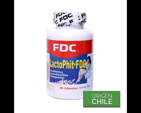Lactophit - Probióticos en capsulas