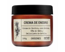Crema analgésica y desinflamante de Enebro y Uña de Gato