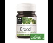 Brócoli cápsulas - Para combatir enfermedades degenerativas
