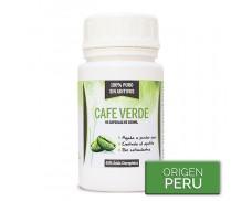 Café Verde cápsulas -con ácido clorogénico-