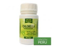 Alga Chlorella - 60 cápsulas