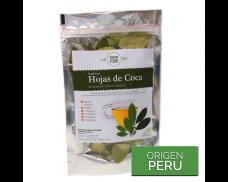 HOJAS DE COCA - Analgésico natural y energizante andino