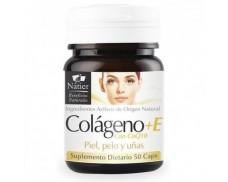 Colágeno en capsulas + CoQ10 y Vitamina E