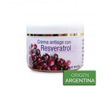 Crema Antiarrugas con Resveratrol