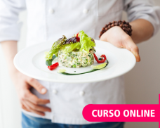 Cocina Vegetariana - Curso online