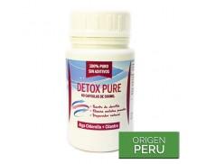Detox Pure cápsulas - Desintoxicante natural