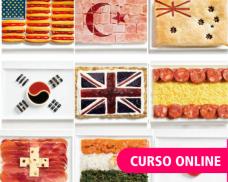 Cocina Internacional - Curso online