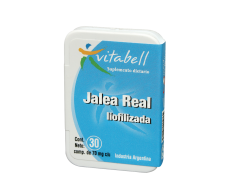 Jalea Liofilizada en comprimidos