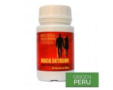 Maca Extreme (Maca Negra + L-Arginina) Potenciador y energizante