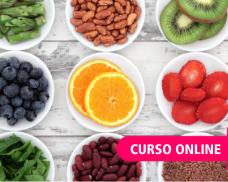 Alimentos y Nutrición - Curso online