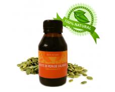 Aceite de Pepa de Calabaza  -100% puro-