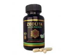 Zeolita en Cápsulas