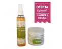 Promo Antiage: Gel bio hidratante té verde + Espuma biotonificante té verde